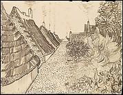 Street in Saintes-Maries-de-la-Mer