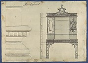 Chinese Cabinet, from Chippendale Drawings, Vol. II