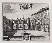 View of the Garden of the Rubenshuis, Antwerp