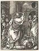 Christ Driving the Moneylenders from the Temple