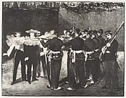 The Execution of the Emperor Maximilian (L'exécution de Maximilien)