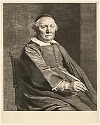 Portrait of Lievan van Coppenol