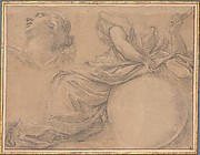 Study for the Muse Urania