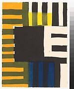 A suite of five linocuts individually titled: Kpong, Kpetoe, Vane, Tsito, Juapong