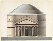 Architectural Project based on the Pantheon
