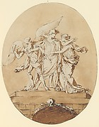 Allegorical Design for a Tomb