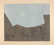 Bacchanal with Bull
