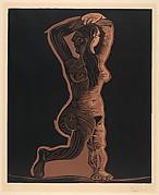 Large Dancing Nude