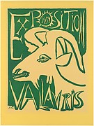 Vallauris Exhibition 1952