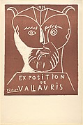 Vallauris Exposition 1955