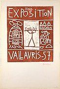Vallauris Exhibition 1957