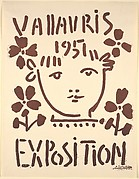 Vallauris Exhibition 1951