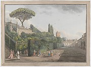 Garden of Palazzo Colonna