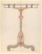 Design for Elevation of a Table