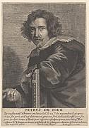 Portrait of Pieter de Jode the Younger