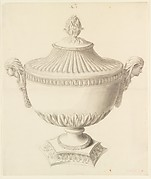 Design for a Lidded Tureen