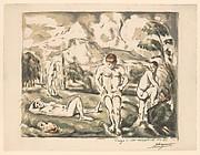 The Large Bathers (Les Baigneurs)