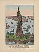 The Great Bartholdi Statue, Liberty Enlightening the World
