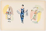 Plate 18 from Sonia Delaunay: ses peintures, ses objets, ses tissus simultanés, ses modes