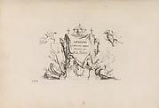 Desseins a Plusieurs Usages Inventés par M. B. Toro (Title Page)