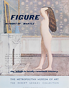 Four Posters: Figure in Front of Mantel