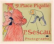 The Photographer Sescau (Le Photographe Sescau)