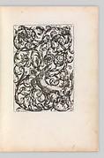 Diverses Pieces de Serruriers, page 3 (recto)