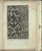 Opera Nova Universali intitulata Corona di racammi, page 14 (recto)