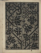 Libbretto nouellamete composto per maestro Domenico da Sera...lauorare di ogni sorte di punti, page 10 (recto)