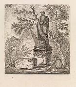 Recueil de divers Monumens Anciens répandus en plusieurs endroits de L'Italie