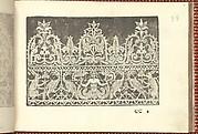 Corona delle Nobili et Virtuose Donne: Libro I-IV, page 38 (recto)