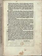 Libro quarto. De rechami per elquale se impara in diuersi modi lordine e il modo de recamare...Opera noua, page 2 (recto)