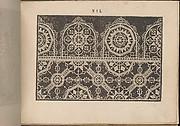 Prima Parte de' Fiori, e Disegni di varie sorti di Ricami Moderni, page 12 (recto)