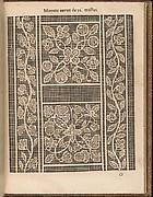 La Pratique de l'Aiguille, page 52 (recto)
