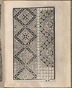 Ornamento delle belle & virtuose donne, page 3 (verso)