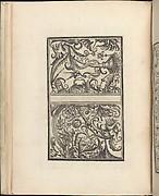 Esemplario di lavori, page 5 (verso)