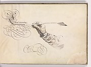 Specimens of Penmanship after Jan van de Velde and other Calligraphy Books