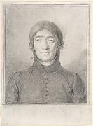 Portrait of the Poet Friedrich Ludwig Zacharias Werner
