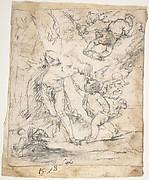 Angels Ministering to St. Sebastian