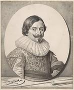 Portrait of the Painter François Gysels