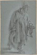 Standing Beggar