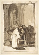 Interior of a Church; Images of Spain Album (F), page 41