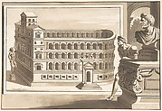 A Reconstruction of the Theatre of Pompey