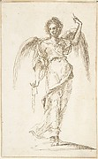 Standing Figure of an Angel