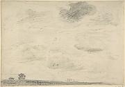 Cloud Study at Hampstead Heath