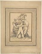Cupid and Minerva