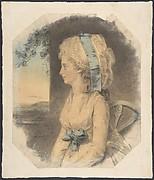 Miss Mary Cruikshank, only sister of James Cruikshank