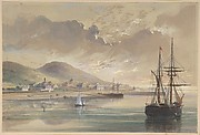 Valentia in 1857-1858 at the Time of the Laying of the Former Cable