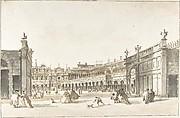 Piazza San Marco Decorated for the Festa della Sensa