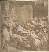 Circumcision in the Temple